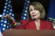 Pelosi: White Men Don't Support Hillary Because They're God-fearing Homophobic Gun Nuts