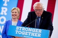 Watch LIVE: Bernie Sanders, Sen. Warren Address DNC on Day One
