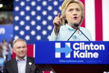 Fraternal Order of Police Slams Hillary Clinton: Why Aren't Widows or Children of Officers Killed On Duty Speaking at DNC?