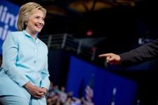 OK, Hillary, Have Fun Defending Obama's Record