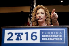 Wasserman Schultz's Challenger for House Seat Gets Big Boost From DNC Scandals