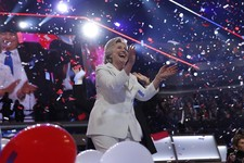 Clinton Accepts Dem Nomination Proving That You Too Could Be President…If You Marry A President First