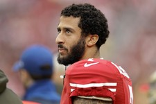 Behold the Courage of Colin Kaepernick, America's Greatest Hero