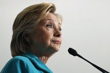 Choking: As Hillary's Negatives Spike Again, She Can Thank Her Own Scandals