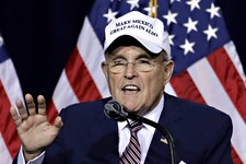 Giuliani: Liar Hillary Better Not Accuse Trump of Lying Tonight