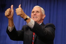 LISTEN: Mike Pence Previews Tonight's Debate With Hugh Hewitt