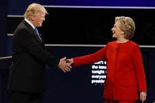 Ratings Blowout: Trump/Clinton Clash Smashes Viewership Record