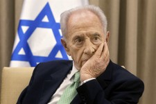 Former Israeli President Shimon Peres Dies At Age 93