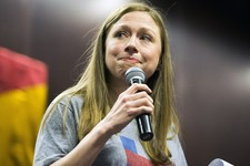 Chelsea Clinton Comes to Barron Trump's Defense