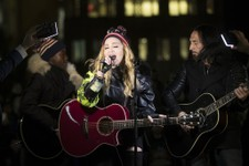 Madonna Launches Misguided Attack on Female Trump Voters