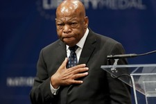 Uh, John Lewis Boycotted George W. Bush's Inauguration...Because He Wasn't The 'True Elected President'