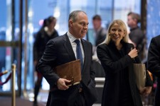 Confirmed: Trump Taps Scott Pruitt as EPA Director