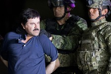 Drug Lord 'El Chapo' Being Extradited To The United States