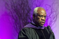Woman: Justice Clarence Thomas Groped Me
