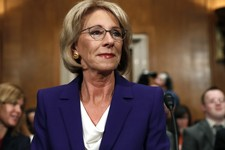 Title IX Addressed at Betsy DeVos' Confirmation Hearing