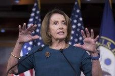 Pelosi: I Hate to Say This, But Dems Are the Ones Actually Doing 'The Lord's Work'