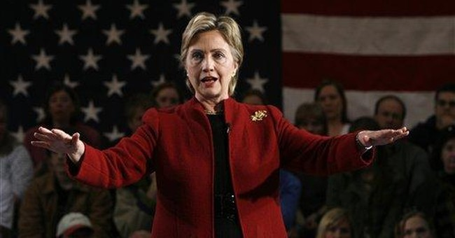 Hillary's Experience is at Surviving