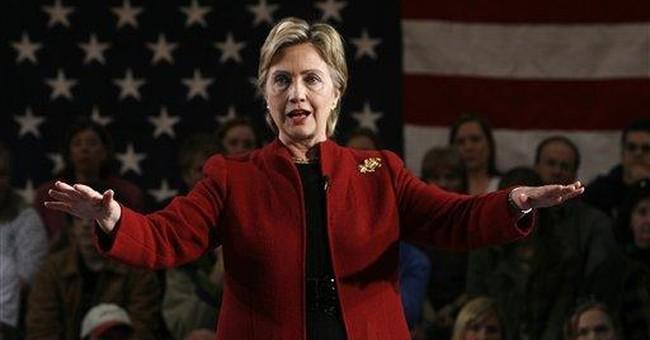 "Hillary's Reverse ""Sister Souljah"" Strikeout"