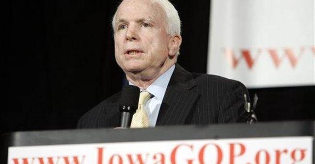 McCain's Secret Plan