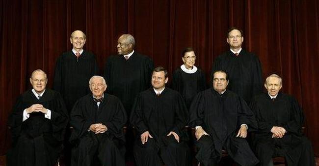 The Supreme Court Giveth, the Supreme Court Taketh Away