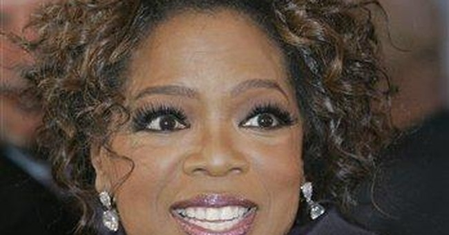 Oprah's Great Black Hope