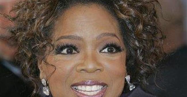 Oprah's Great Black Hope