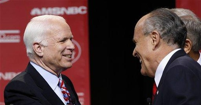 Spoiled Democrats and Debates