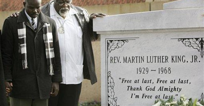 Dr. Martin Luther King, Jr: Conservative or Liberal?