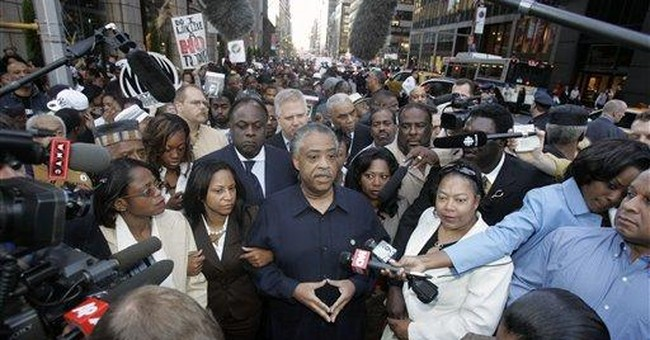 Why Do We Still Look to Al Sharpton?