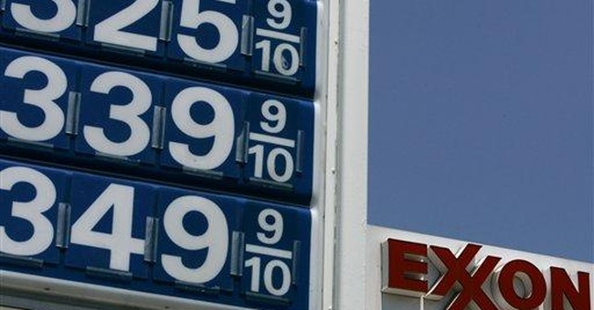 The Coffee Talk on Gas Prices That Isn't