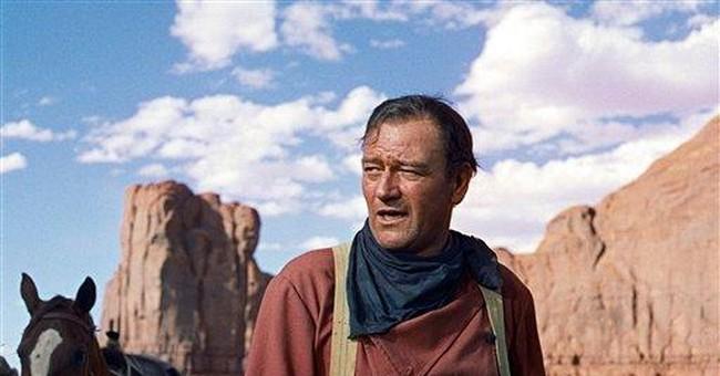 Where's John Wayne When You Really Need Him?