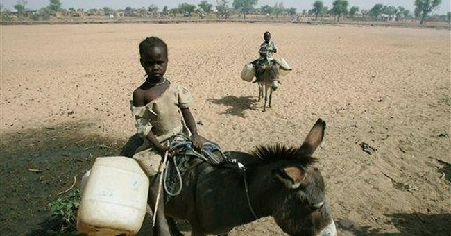 Questions before going into Darfur
