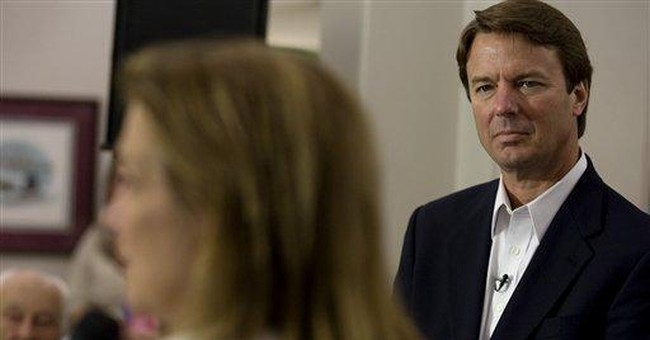 John Edwards Poor Scam