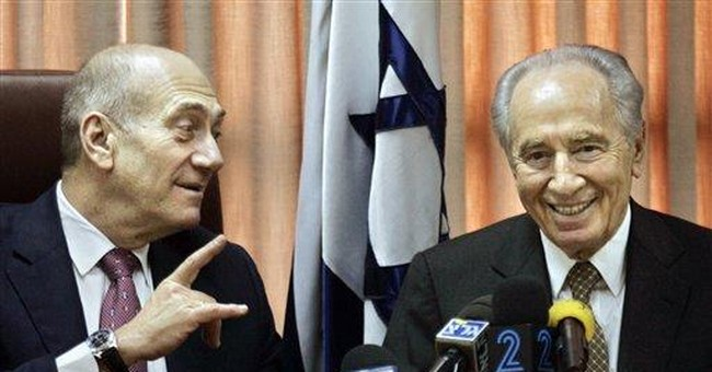 Our World: Peres's Big Day