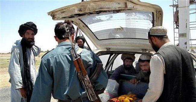 """Afghanistan: """"The Winnable War"""""""