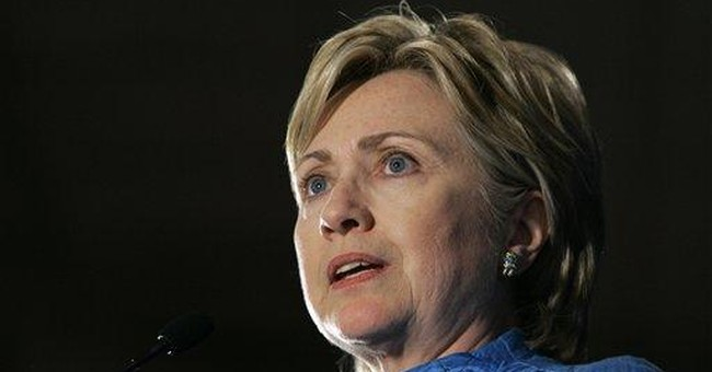 Why Americans don't like Hillary Clinton