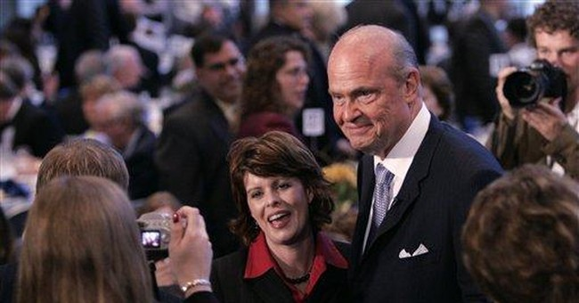 Preliminary Observations About A Fred Thompson Presidential Race