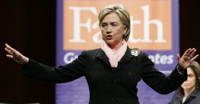 Hillary Made Me Laugh, End Times Surely Nigh