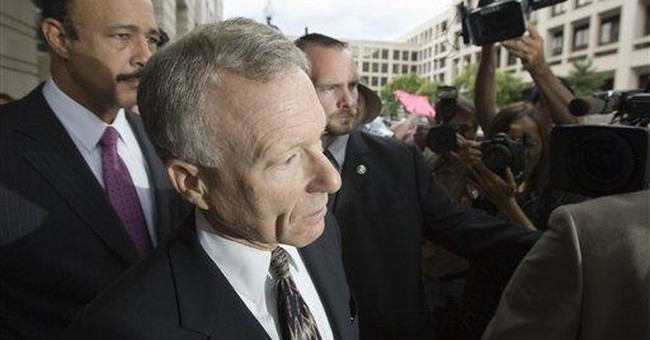 Sentencing of Scooter Libby