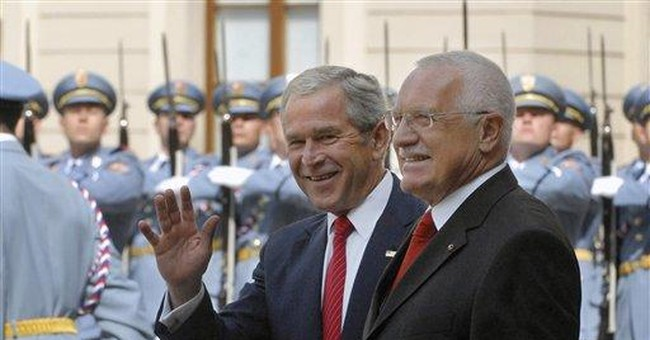 Kudos To The President - - That Is, President Klaus