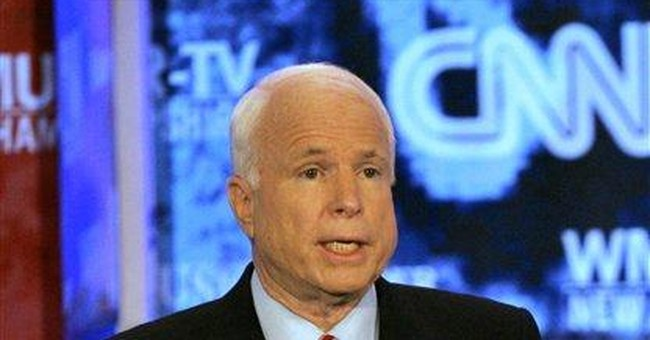 McCain Defends Immigration Bill