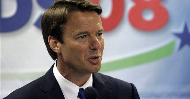 John Edwards Might Be Full of Poop, but Our Enemies Are Not