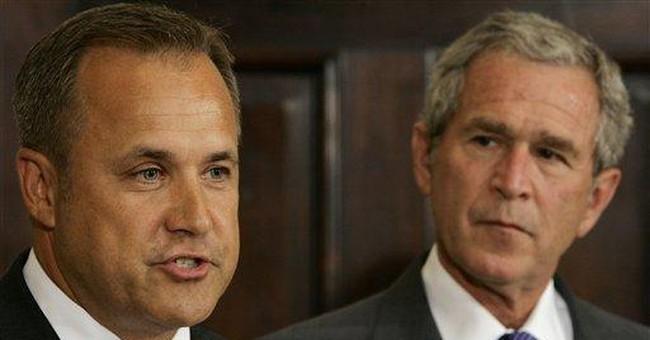 Democrats Pick a Fight Over Bush's Budget
