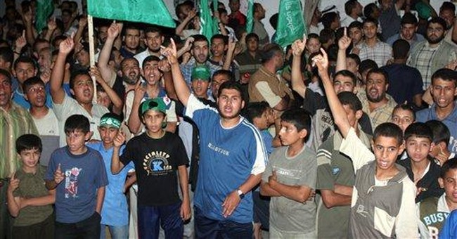 Hamas in Gaza: Trouble All Around