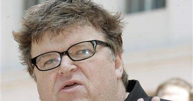 Michael Moore vs. CNN