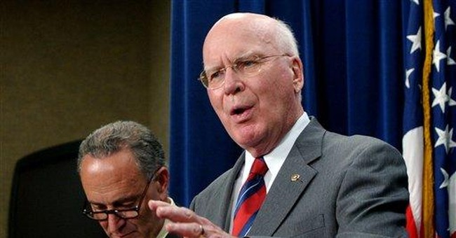 Leahy's Black Judge Quota