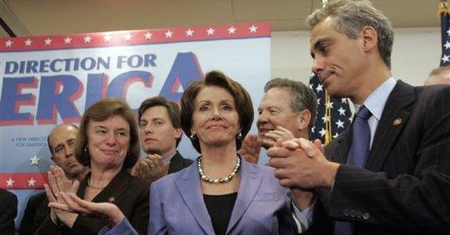 Pelosi Power Play?