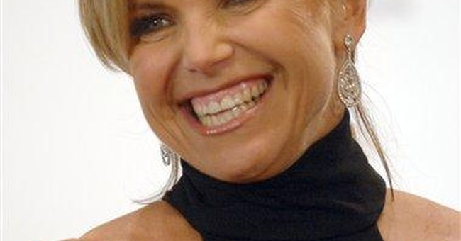 Katie Couric's Case of the Blues
