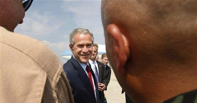 If Bush Pulls Out the Troops, It Might Save the GOP