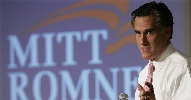 Romney's Ocean Voyage